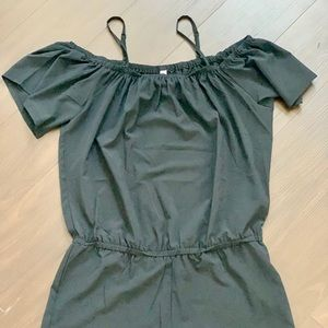Fabletics Other - Fabletics black romper BRAND NEW